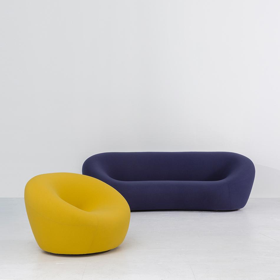 Pierre Paulin - Mid C Sofa