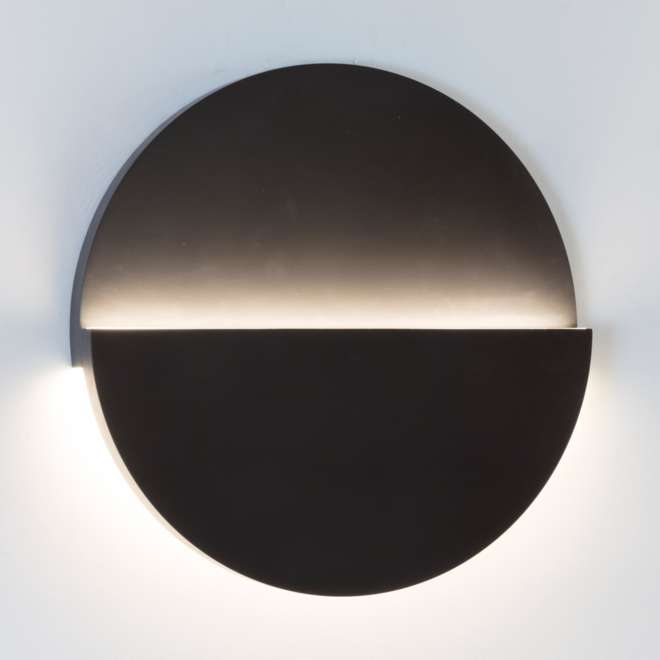 Richard Meier Light - Small Cycladic Circle Sconce